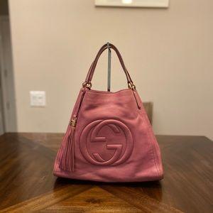 Gucci GG Soho Shoulder bag Satchel GM